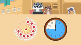 Uhrzeit – Was ist eine Dreiviertelstunde?
