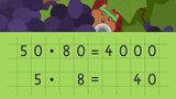 Das kleine Einmaleins – Mit großen Zahlen rechnen