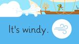 Weather – Vokabeln zum Wetter