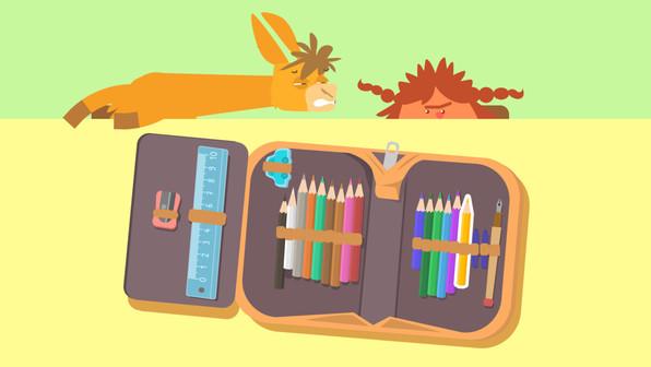 School supplies – Vokabeln zu Schulsachen