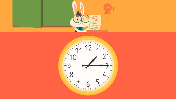 The time – Die Uhrzeit