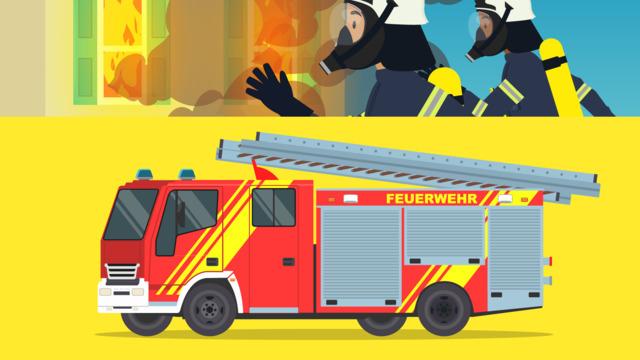 Ein Tag bei der Feuerwehr