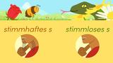 s-Laute – Unterscheidung von s, ss und ß
