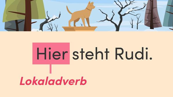 Adverbien – Überblick