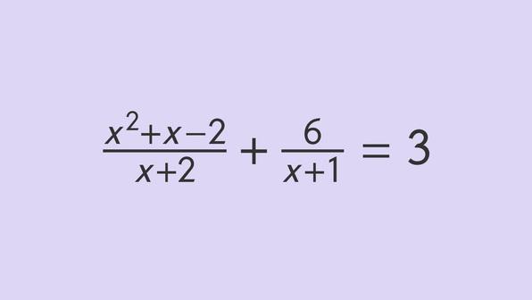 Gleichungsumformungen in Potenz- und Bruchgleichungen