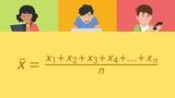 Streuung, arithmetisches Mittel und mittlere Abweichung