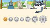 Geldbeträge kennenlernen und vergleichen (Schweizer Franken)