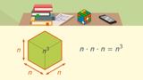 Quadrat- und Kubikzahlen