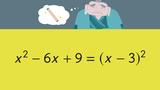 Binomische Formeln – Anwendung