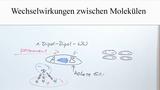 Wechselwirkungen zwischen Molekülen