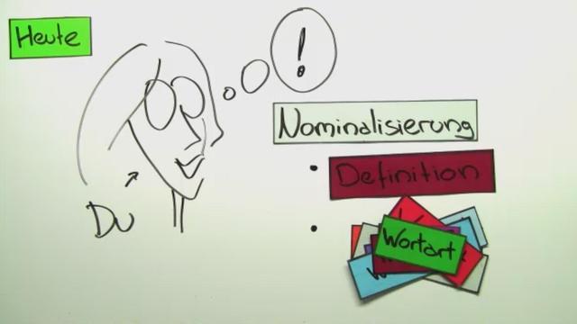 Nominalisierung