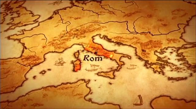 Die Geburt des Römischen Reiches - Romulus und Remus