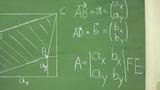 Determinanten und Parallelogrammflächen
