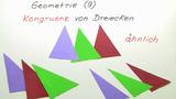 Kongruenz von Dreiecken