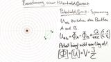 Elektrisches Potential – Spannung zwischen zwei Punkten im elektrischen Feld