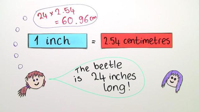 Measurement Units: Mengen- und Längenangaben
