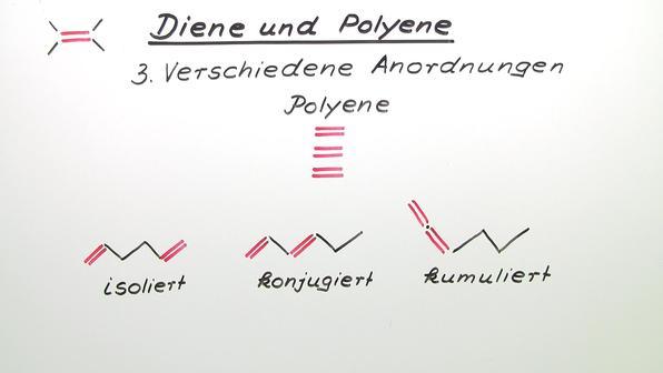 Diene und Polyene