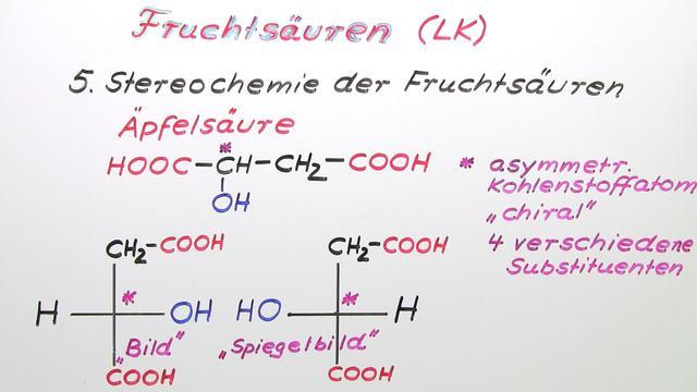 Fruchtsäuren (Expertenwissen)