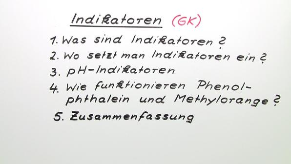 Indikatoren (Vertiefungswissen)