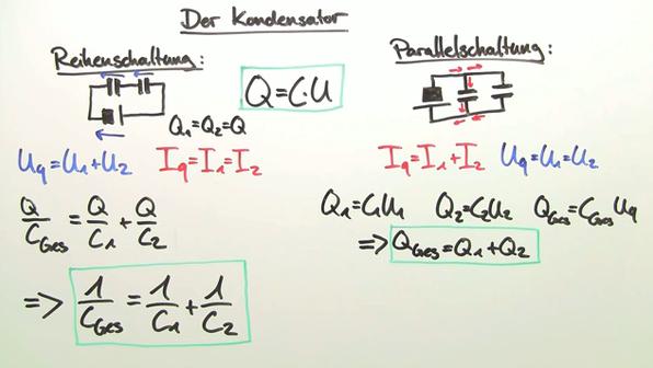Reihen  und parallelschaltung