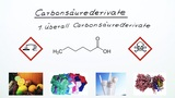 Carbonsäurederivate