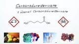 Carbonsäurederivate