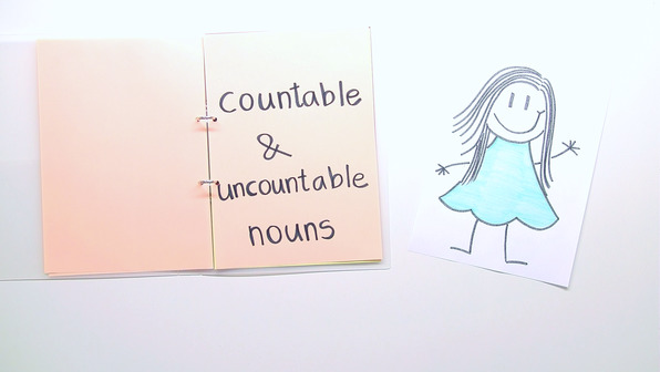 Countable and uncountable nouns – Zählbare und nicht zählbare Substantive