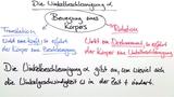 Winkelbeschleunigung α