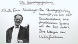 Schrödingergleichung und Potentialtopfmodell