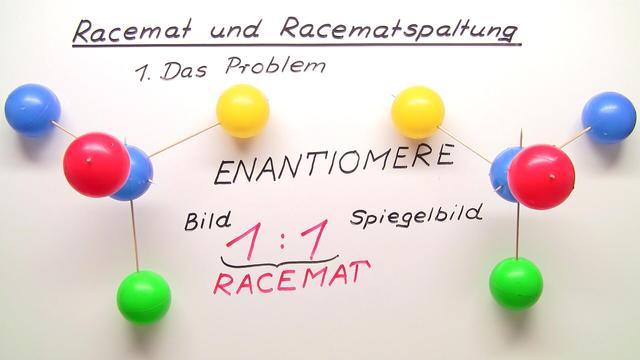Racemat und Racematspaltung