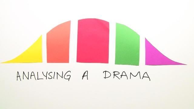 Drama Analysis – Wie analysiere ich den Aufbau eines Drama?