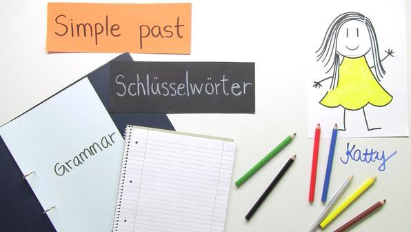 Simple Past – Signalwörter