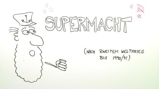 Was ist eine Supermacht?