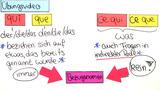 """Relativpronomen: """"qui"""", """"que"""", """"ce qui"""" und """"ce que"""" (Übungsvideo)"""