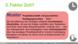VR 2.2.7 Welche Auswirkungen haben Planungsfaktoren z.B. auf die Vertragsinhalte? Teil 1