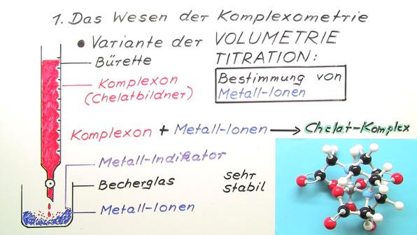 Komplexometrie