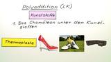 Polyaddition (Expertenwissen)