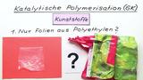 Katalytische Polymerisation