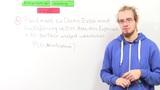 Statistik Video 113: Richtige Wahl der Verteilung Übung II