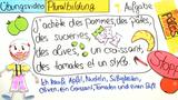 Substantive – Pluralbildung (Übungsvideo)