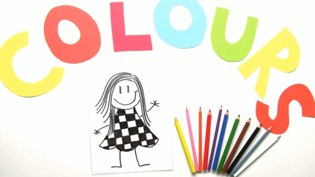 Farben – Colours