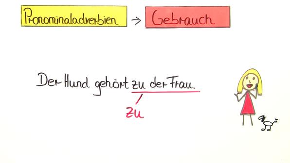 Vorschaubild pronominaladverbien