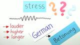 Pronunciation – Word Stress (2)