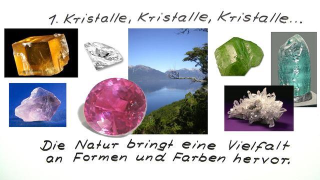 Kristallzüchten
