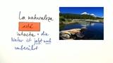 Ser und estar + Adjektiv: Teil 1