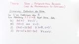Theorie 1b: Norm - Fortgeschrittene Beispiele (Maximumsnorm für Funktionen)