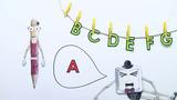 Einführung des Buchstabens A