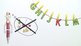 Einführung des Buchstaben K