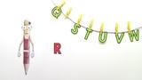 Einführung des Buchstabens R