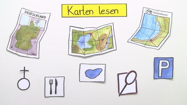 Karten Lesen Lernen